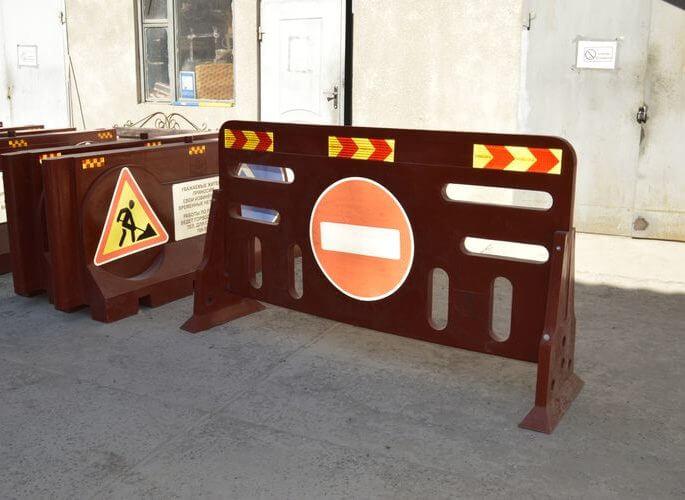 Дорожные барьеры - фото 2
