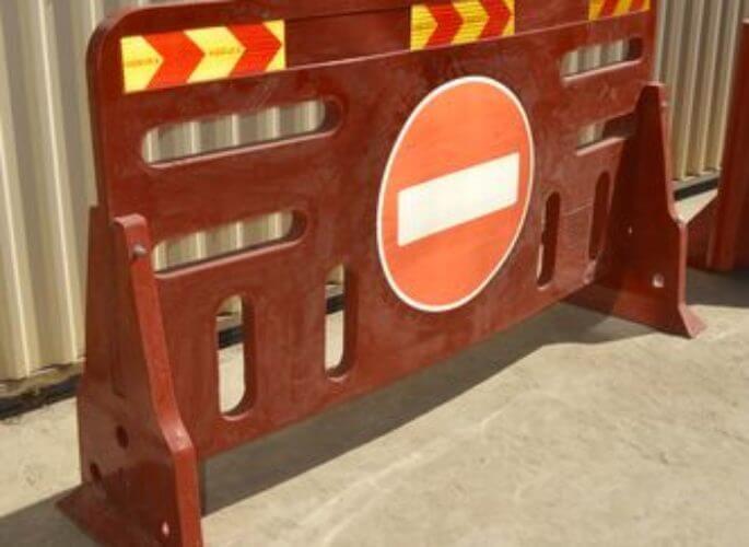 Дорожные барьеры - фото 4