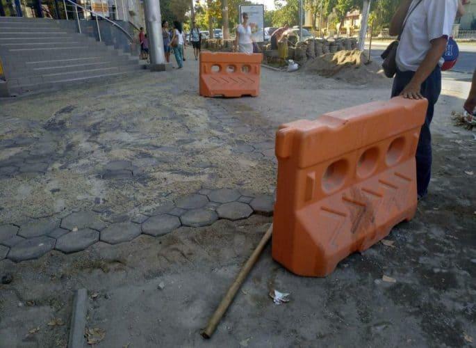 Водоналивные барьеры - фото 17