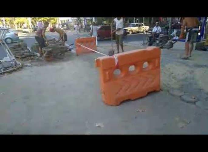 Водоналивные барьеры - фото 26